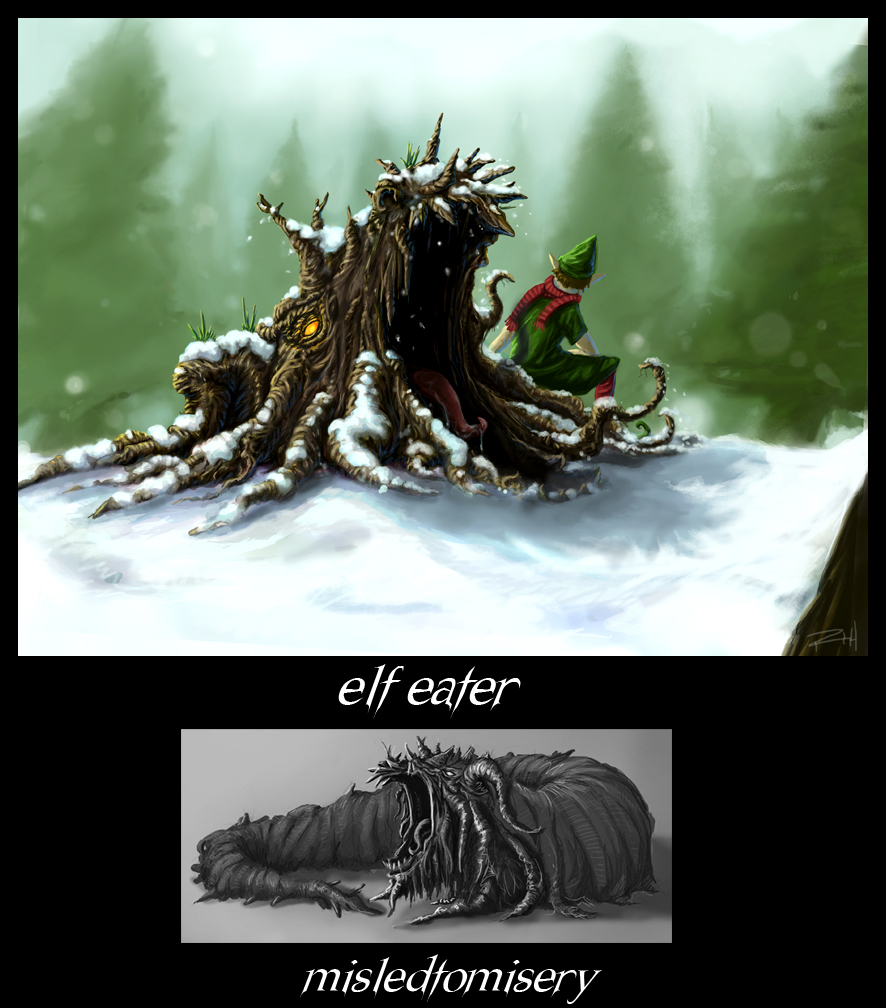 C.O.W. - #071: Xmas 2006 - Elf Eater or Bauble Maker - Voting!